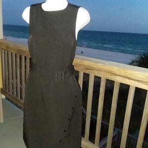 Express Dress: Black, Size Medium EUC
